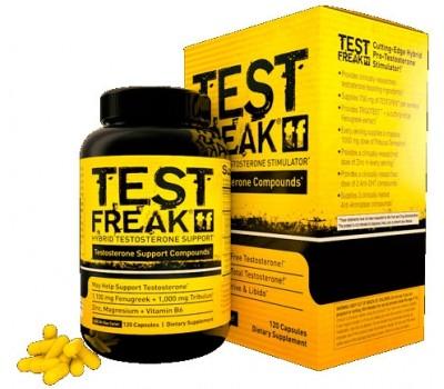 Test Freak PharmaFreak 120 капсул в Киеве