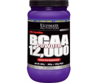 BCAA 12000 Powder Ultimate Unflavored 400g
