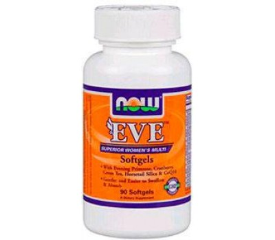 NOW EVE Womens Vitamin 90 Softgels в Киеве
