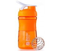 Blender Bottle SportMixer 591 ml mini orange