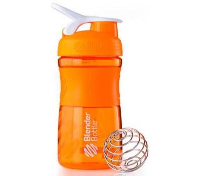 Blender Bottle SportMixer 591 ml mini orange в Киеве