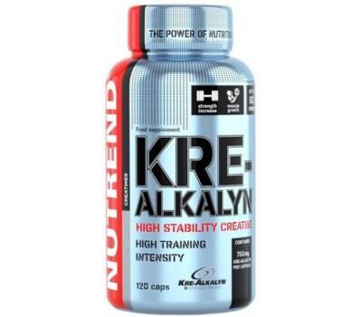 Nutrend Kre-Alkalyn 1500 mg 120 капсул в Киеве