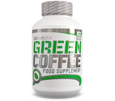 BioTech USA Green Coffee 120 капсул в Киеве