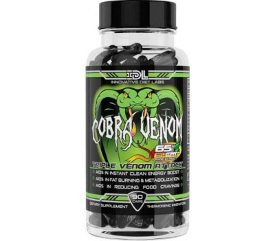 Innovative Cobra Venom 90 капсул в Киеве
