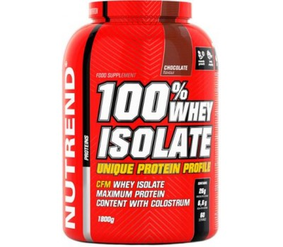 Nutrend 100% Whey Isolate 1800g в Киеве