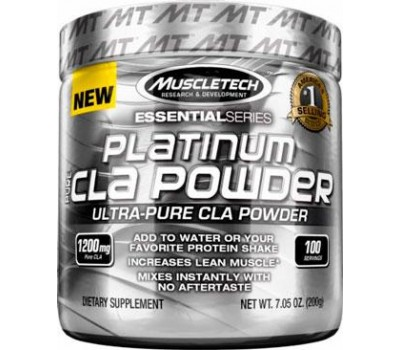 Muscletech Platinum CLA Powder 200g в Киеве