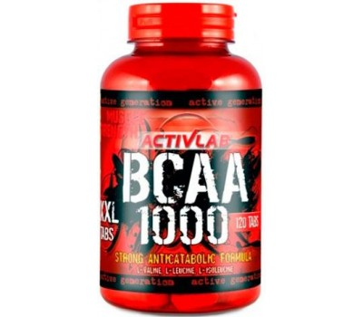 Activlab BCAA 1000 120 таблеток в Киеве