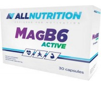 All Nutrition MagB6 Active 30 капсул