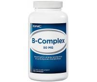 GNC B-Complex 50 mg 250 капсул