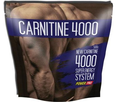 Power Pro Carnitine 4000 500g в Киеве
