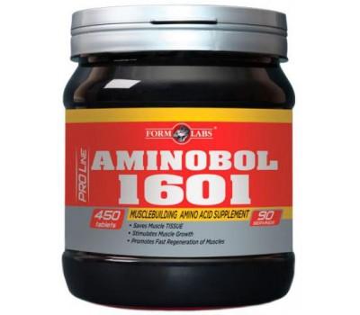 Form Labs Aminobol 1601 450 таблеток в Киеве