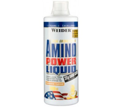 Weider Amino Power Liquid 1000 мл в Киеве