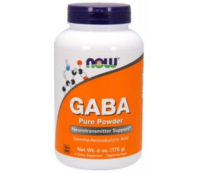 Now Foods GABA Powder 170g в Киеве