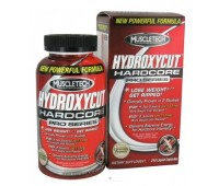 MuscleTech Hydroxycut Hardcore Pro Series 120 caps