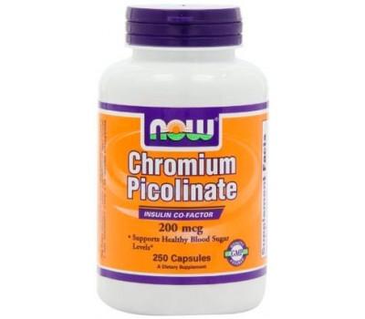 NOW Chromium Picolinate 250 капсул в Киеве