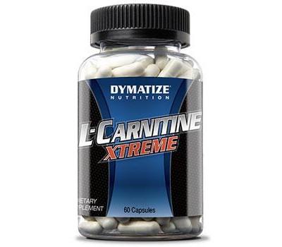 L-Carnitine Xtreme Dymatize 60 капсул в Киеве