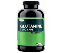 Glutamine 1000 Caps Optimum 240 капсул