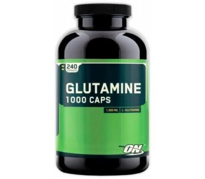 Glutamine 1000 Caps Optimum 240 капсул в Киеве