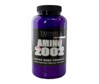 Amino 2002 Ultimate Nutrition 330 таблеток