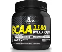 BCAA mega caps 1100 Olimp 300 капсул