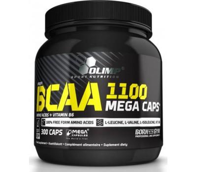 BCAA mega caps 1100 Olimp 300 капсул в Киеве
