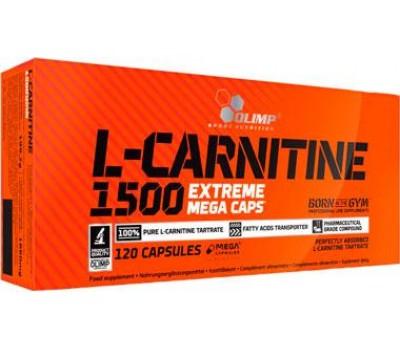 L-carnitine 1500 Extreme Olimp 120 капсул в Киеве