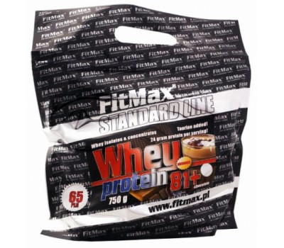 Whey Pro 81+ FitMax 750g в Киеве