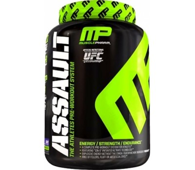Assault MusclePharm 725g в Киеве