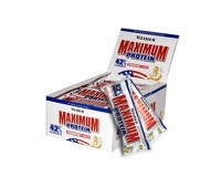 42% Maximum Protein Bar Weider 16X100g