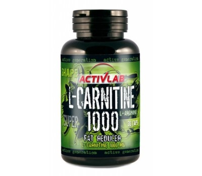 Activlab L-Carnitine 1000 30 капсул в Киеве