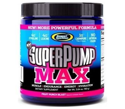 SuperPump Max Mini Gaspari 160 грамм (10 порций) в Киеве