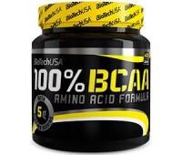 100% BCAA BioTech USA 400g