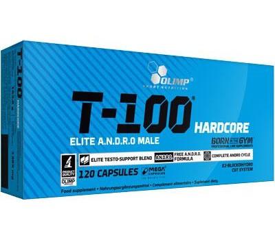 T-100 Hardcore Olimp 120 капсул в Киеве