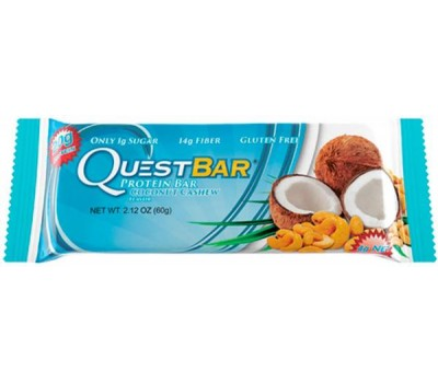Quest Bar Coconut Cashew 60g в Киеве
