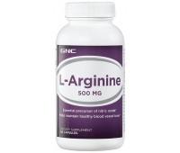 L-Arginine GNC 500 мг 90 капсул