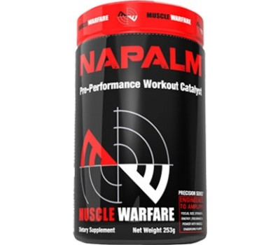 Muscle Warfare Napalm 250g в Киеве