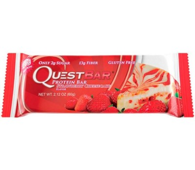 Quest Bar Strawberry Cheesecake 60g в Киеве