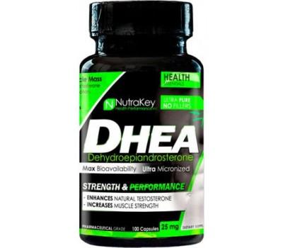 DHEA 25 mg Nutrakey 100 капсул в Киеве