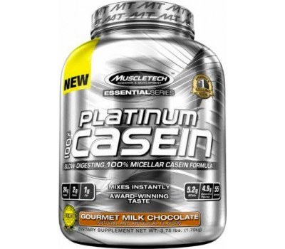 Muscletech Platinum Micellar Casein 1600g в Киеве