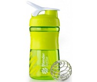 Blender Bottle SportMixer 591 ml mini green