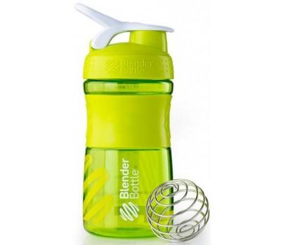Blender Bottle SportMixer 591 ml mini green в Киеве
