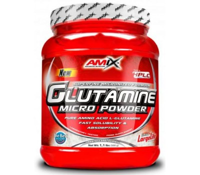 Amix L-Glutamine Powder 500g в Киеве