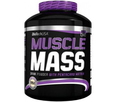 BioTech USA Muscle Mass 2270g в Киеве
