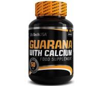 BioTech USA Guarana with Calcium 60 капсул