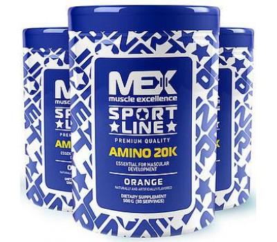 MEX Nutrition Amino 20K 500g в Киеве