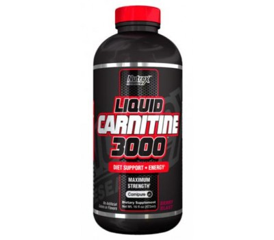 Nutrex Liquid Carnitine 3000 473 ml в Киеве