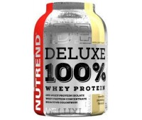 Deluxe 100% Whey Protein Nutrend 900g