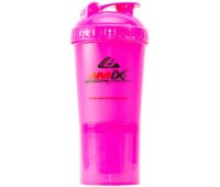Amix Shaker Monster Bottle 600 ml Pink