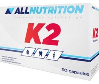 All Nutrition K2 30 капсул
