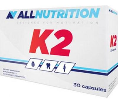 All Nutrition K2 30 капсул в Киеве